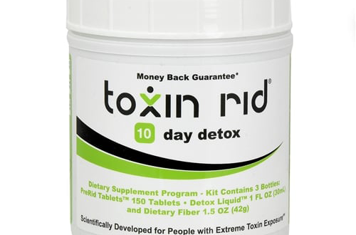 10 day toxin rid