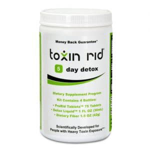 5 day toxin rid detox