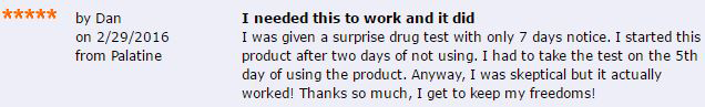 5 day toxin rid review by a user