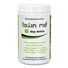 toxin rid 5 day thc detox for passing a drug test in 2019