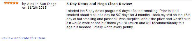 best thc detox method reviewed