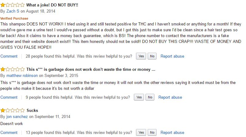 hair-drug-test-shampoo-reviews